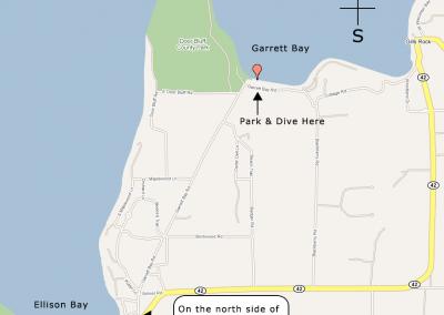 Garrett Bay Boat Ramp, Ellison Bay, WI